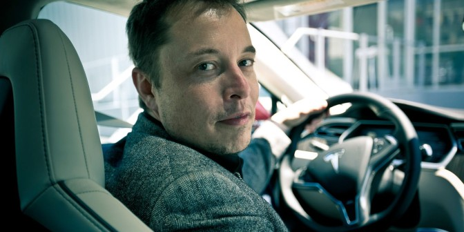Elon Musk: Bringing in the Dough